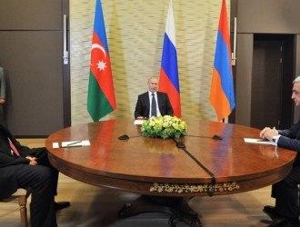 Azerbaijan-Russia-Armenia