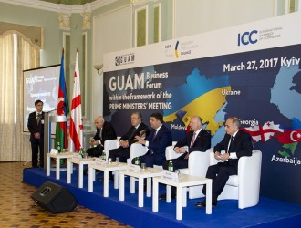 EaP countries have already tried the multilateral collaboration on the energy security issues in the GUAM