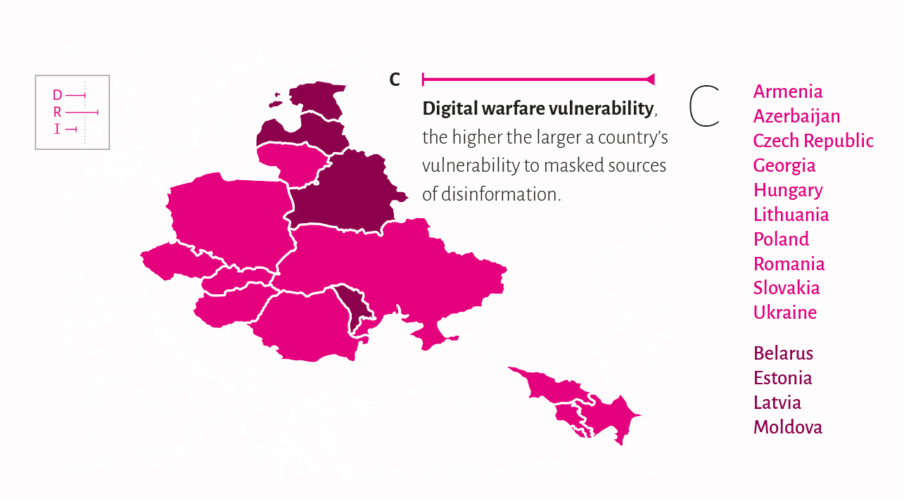 Disinformation Resilience in Central and Eastern Europe